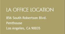 856 South Robertson Blvd, Penthouse, Los Angeles CA 90035